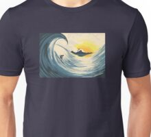 SURFING TIME Unisex T-Shirt