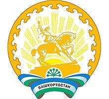 Coat of Arms of Bashkortostan Photographic Print