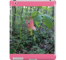 Belle Fleur iPad Case/Skin