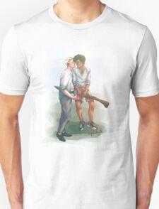 Quidditch? Unisex T-Shirt