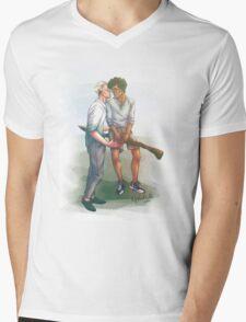 Quidditch? Mens V-Neck T-Shirt