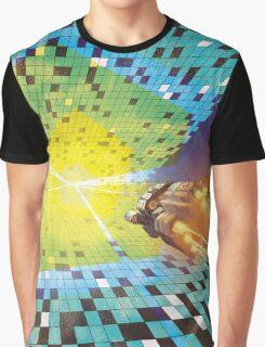 Warp to Year 650 Billion Graphic T-Shirt