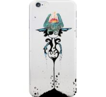 Emerge from the Shadow iPhone Case/Skin