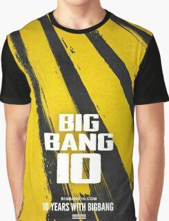 BIGBANG 10 Graphic T-Shirt