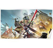 BattleBorn Poster