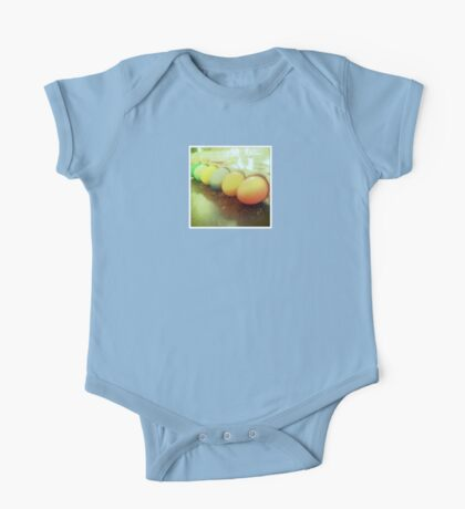 Pastel Easter Eggs One Piece - Short Sleeve