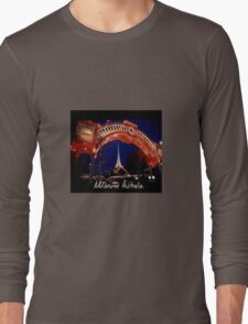 Cultural Center in Melbourne during a cultural festival Long Sleeve T-Shirt