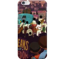 Dream Of Freedom iPhone Case/Skin