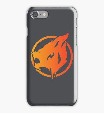 Xbox Beastfire iPhone Case/Skin