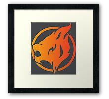 Xbox Beastfire Framed Print