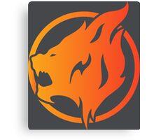 Xbox Beastfire Canvas Print