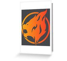 Xbox Beastfire Greeting Card