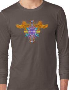 Who Ram I? (Orange) Long Sleeve T-Shirt