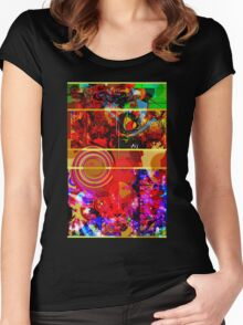 COMPOSITION 4 Women's Fitted Scoop T-Shirt