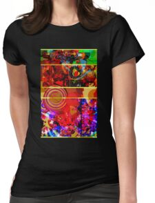 COMPOSITION 4 Womens Fitted T-Shirt