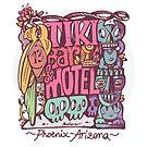 tiki motel by Paola Vecchi