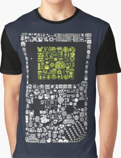 Playing With Power Graphic T-Shirt
