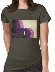 The Jesus Womens Fitted T-Shirt