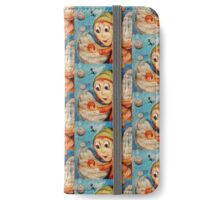 Catching fairy dust iPhone Wallet/Case/Skin