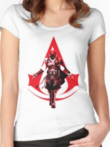 Ezio Women's Fitted Scoop T-Shirt