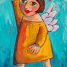 Trust by ART PRINTS ONLINE         by artist SARA  CATENA