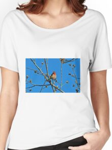 House Finch Male Women's Relaxed Fit T-Shirt