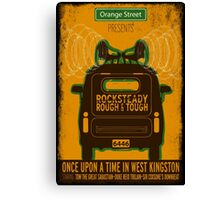 Once Upon A Time In West Kingston Canvas Print