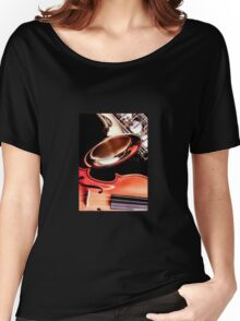 Close up of musical instruments Women's Relaxed Fit T-Shirt