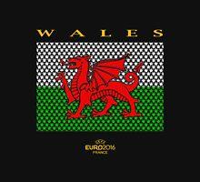 WALES, EURO 2016 Unisex T-Shirt
