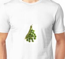 fantasy,peas on the move,busting out of the pod. Unisex T-Shirt