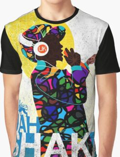 Jah Shaka Sound System Graphic T-Shirt