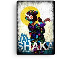 Jah Shaka Sound System Canvas Print
