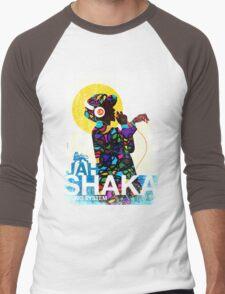 Jah Shaka Sound System Men's Baseball ¾ T-Shirt