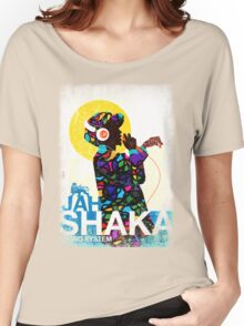 Jah Shaka Sound System Women's Relaxed Fit T-Shirt