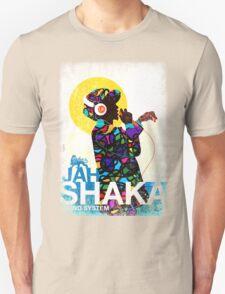 Jah Shaka Sound System Unisex T-Shirt