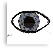 Eye of the great Canvas Print