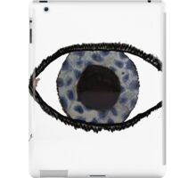 Eye of the great iPad Case/Skin
