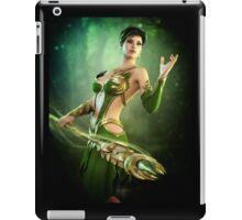 Forest Lady iPad Case/Skin