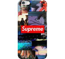 supreme collage iPhone Case/Skin