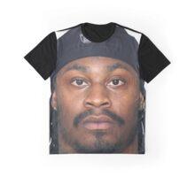 Marshawn Lynch  Graphic T-Shirt