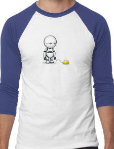Marvin's Balloon Men's Baseball ¾ T-Shirt
