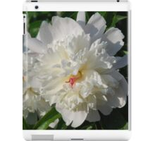 Peony in Bloom  iPad Case/Skin