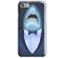 Shark Tux iPhone Case/Skin