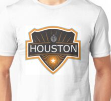 Houston Beer Logo Unisex T-Shirt