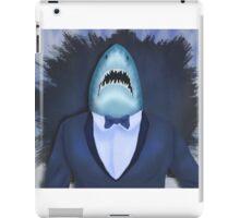 Shark Tux iPad Case/Skin