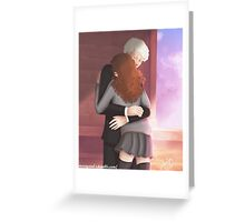 Dramione Greeting Card