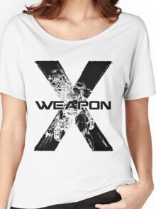 Wolverine •X-Men •Weapon X Women's Relaxed Fit T-Shirt