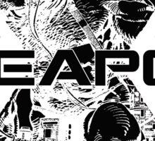 Wolverine •X-Men •Weapon X Sticker