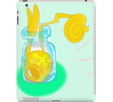 timcanpy in a jar iPad Case/Skin