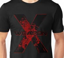 Wolverine • Weapon X • X-Men Comics Unisex T-Shirt